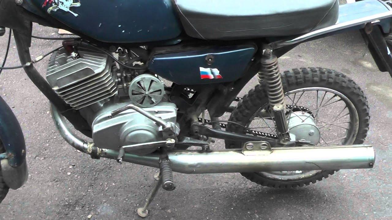 Как снять двигатель на мотоцикле минск | что будет дальше? - YouTube