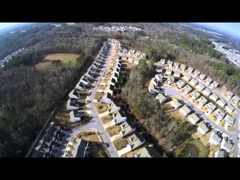 Dji Phantom Flight - Morrisville, North Carolina