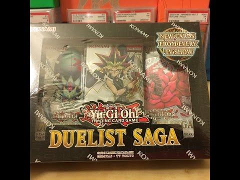 Yugioh Duelist Saga Box Opening! Epic Pulls! Nice Reprints!
