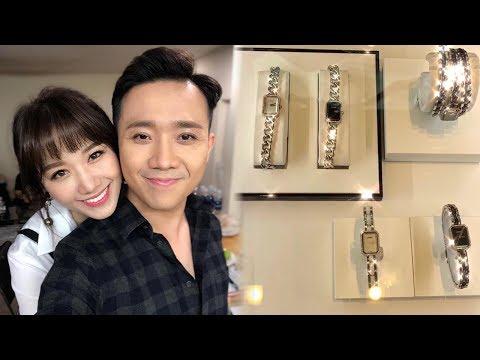 Trấn Thành bất ngờ tặng Hari Won cả kho báu tiền tỷ mừng 2 năm ngày cưới - TIN TỨC 24H TV