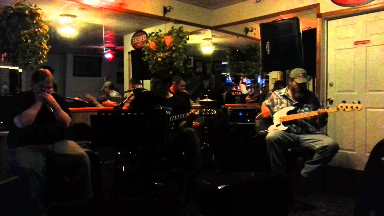 Rock bottom blues band home clip