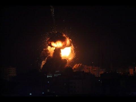تجدد القصف الإسرائيلي على غزة رغم الهدنة  - نشر قبل 3 ساعة