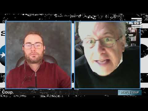 """Richard Wolff Interview: Capitalism Con Job, MMT, """"Booming"""" Economy"""