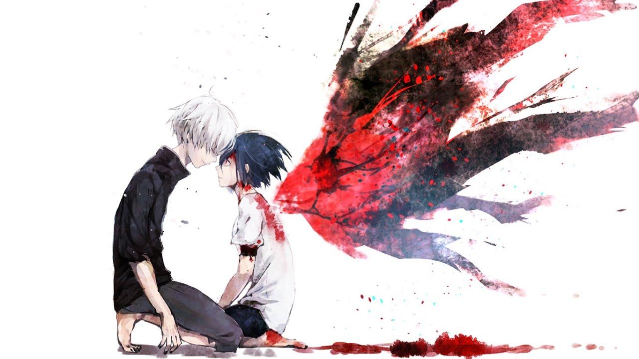 картинки аниме токийский гуль картинки