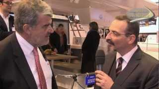 Interview Nautic 2012 - Fountaine Pajot lance le Victoria 67