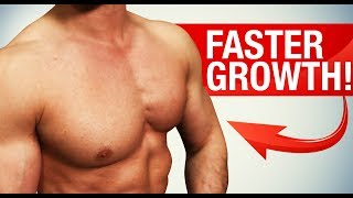 CHEST: The ONLY TWO Exercises You Need For GROWTH! | UPPER & LOWER!