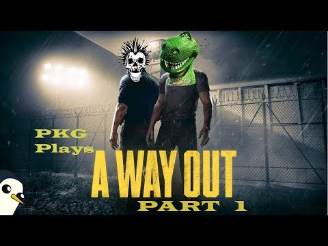 A Way Out part 1: naked to the limit....one more time