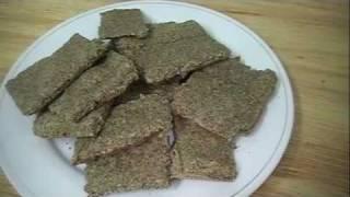 Low Carb Flax Almond Bread Recipe