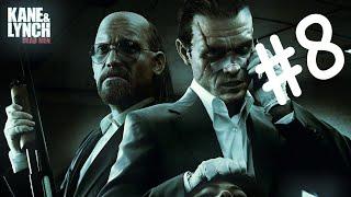 Kane And Lynch: Dead Men Прохождение часть 8. Гражданская война
