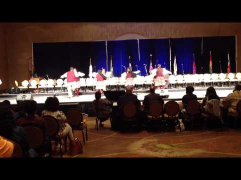"""LBBC Drill Team Competition 2015"" In Dallas Tx. National Baptist Convention (YAC)"