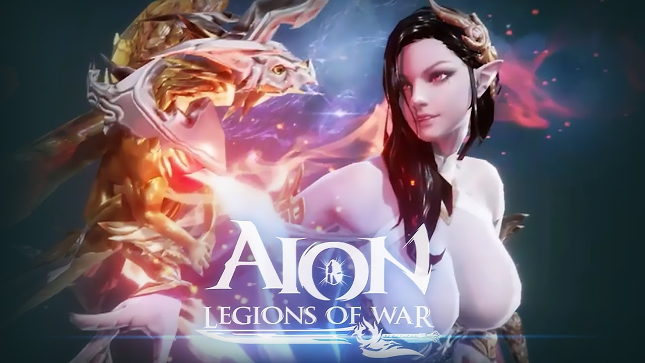 Aion: Legions of War - Episode 1 Gameplay - Android on PC - Mobile - F2P -  EN
