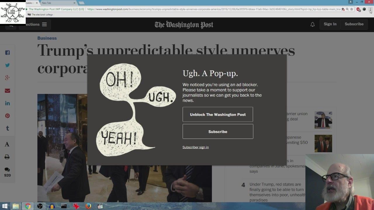 Chrome Incognito Mode Turns Off Adblock Plus