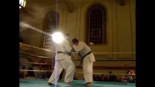 Ring Wars 2011 New York. Javi Blanco