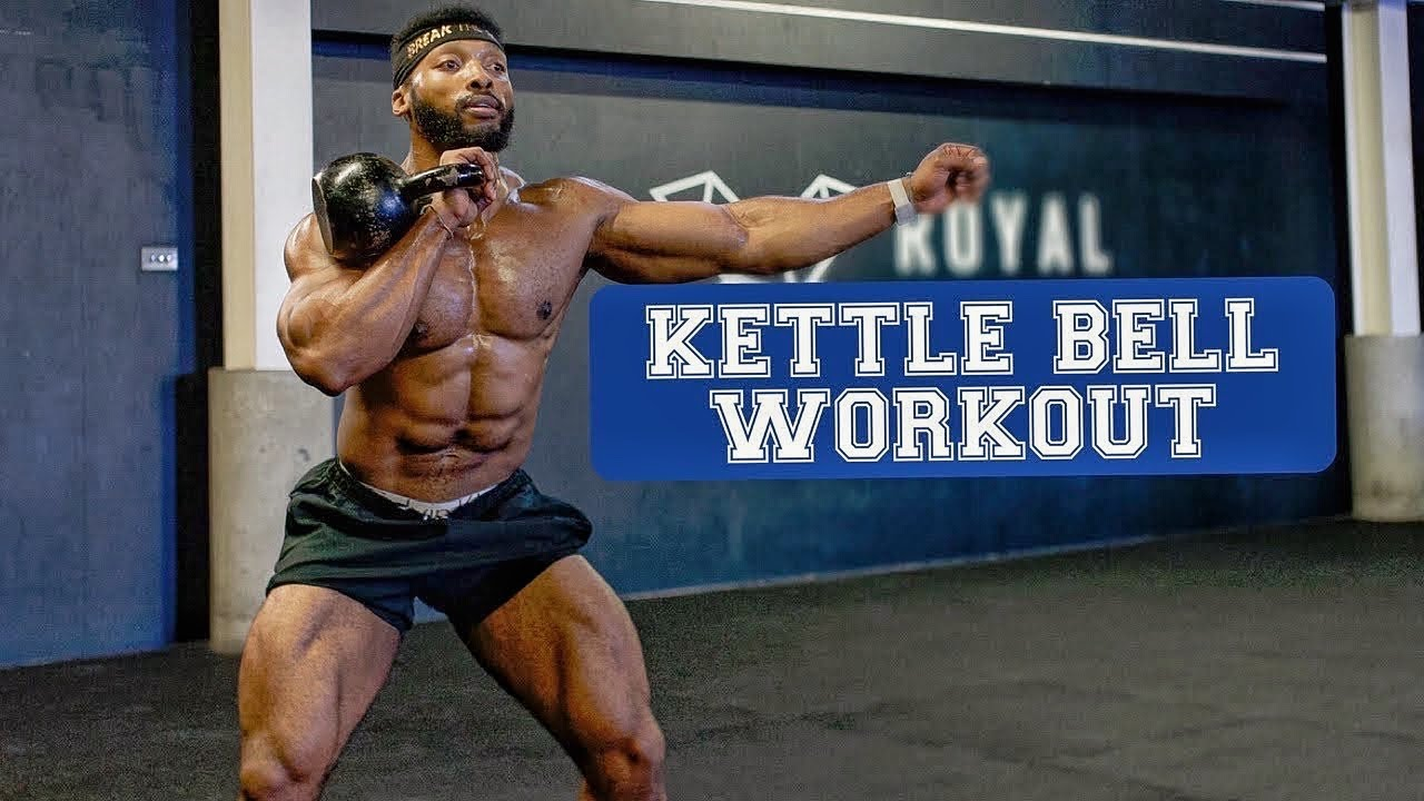 THE PERFECT FULL BODY KETTLEBELL WORKOUT | At Home or Outdoors