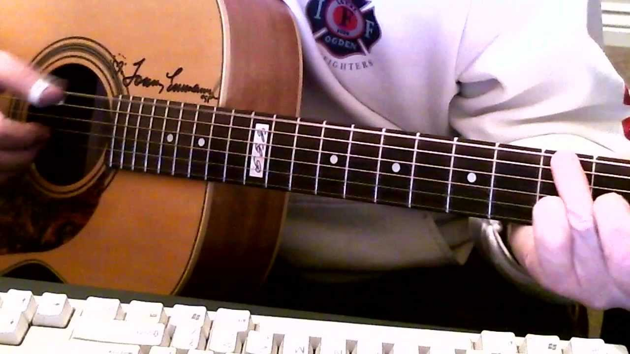 How To Play This Old Guitar As Performed By John Denveravi Youtube