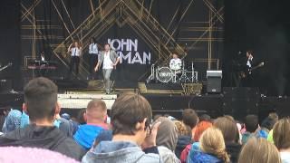 JOHN NEWMAN - Day One @Pukkelpop, 15/08/14.