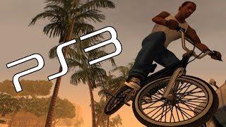 GTA: San Andreas на PS3