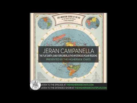 Jeran Campanella | The Flat Earth, Early Explorers, & The My