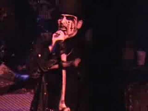 KING DIAMOND - HALLOWEEN (Live in Montreal, 2003)