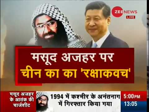 China ready to discuss Masood Azhar's blacklisting with India
