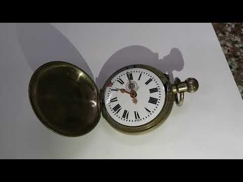 Roskopf old poket watch 1896 geneve