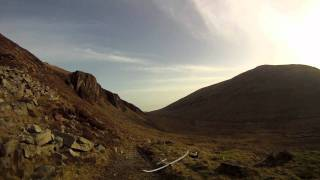 Parkzone Radian Glider - Mourne Mountains