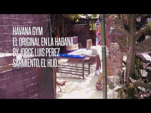 Visita en Havana Gym Original.