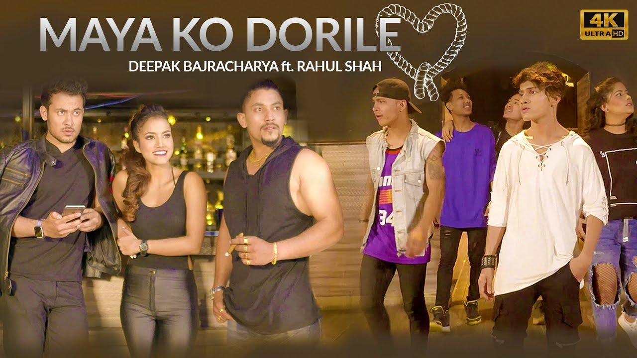 """Maya ko Dorile "" Deepak Bajracharya | Concept Dance Video By Rahul Shah Ft. Alisha X Arun"