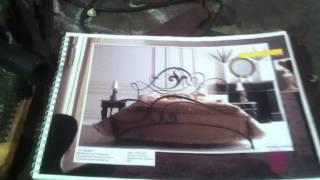 Кованая кровать от фабрики досс  процесс работы(, 2015-06-23T09:51:53.000Z)