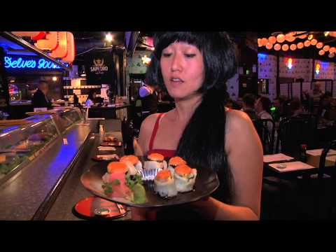 The sushi diva reviews tokyo delve 39 s sushi bar in north hollywood california youtube - Diva giugliano bar ...