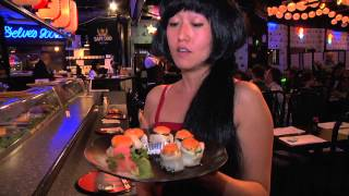 The Sushi Diva Reviews Tokyo Delve's Sushi Bar in North Hollywood, California