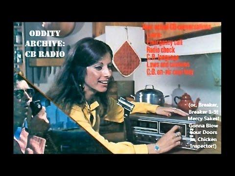 Oddity Archive: Episode 83 - CB Radio (or, Gonna Blow Your Doors In, Chicken Inspector!)