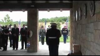 Marine Sgt. Zachary J. Walters KIA - Military Funeral Honors