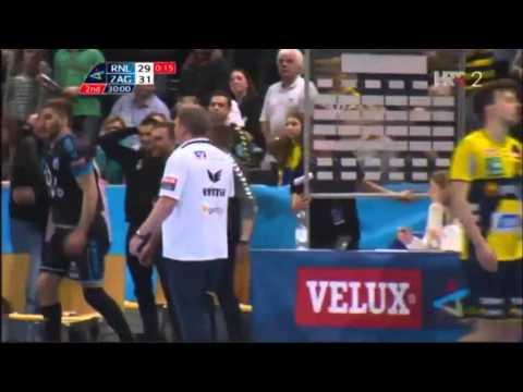 Drago Ćosić - Lowen : PPD Zagreb (29:31)