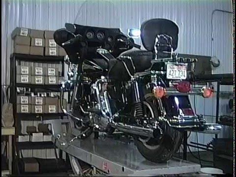 HarleyDavidson FLH  2008     Voyager       Trike       Kit       Installation     YouTube