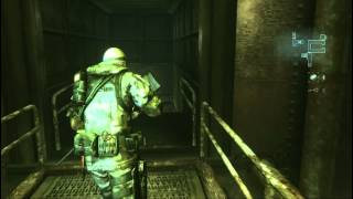 Resident Evil: Revelations - Gameplay - Raid Mode - Режим Рейд - Этап 9 - PC [1080p]