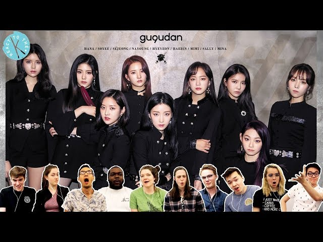 Classical Musicians React: Gugudan The Boots (Acapella Ver. & MV)