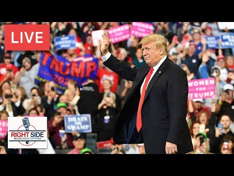 Full Event: President Donald Trump Holds MAGA Rally in Missoula, MT 10-18-18