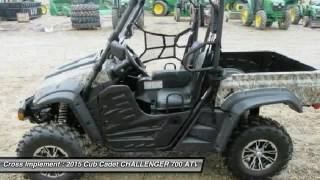 2015 Cub Cadet CHALLENGER 700 Minier, Springfield, Bloomington, and Peoria, IL
