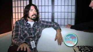 Dave Grohl on the Foo Fighters Documentary 'Back and Forth'