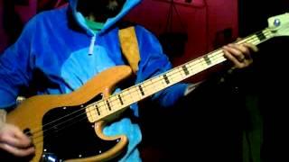 R.E.M. Driver 8 Bass Cover