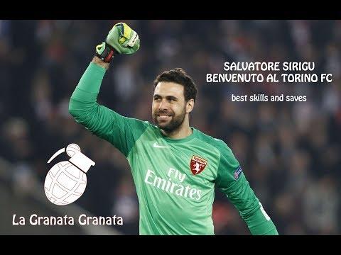 SALVATORE SIRIGU WELCOME TO TORINO FC: BEST SKILLS AND SAVES