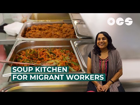 Serving Good Food to Migrants: The Soup Kitchen With A Mission