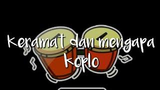 Download LAGU DANGDUT-KERAMAT DAN MENGAPA