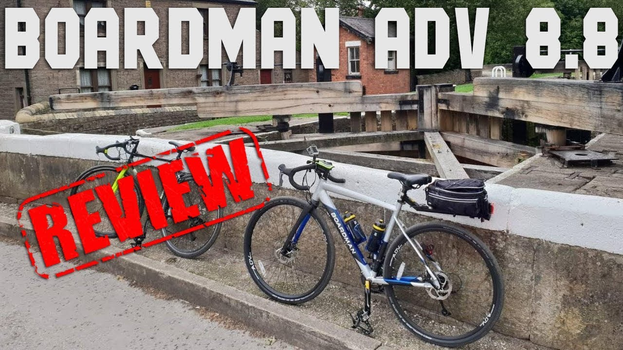 Boardman 8 8 ADV Bike honest review and short ride in the rain