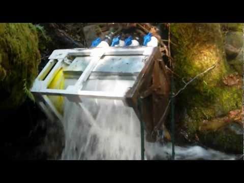 water wheel 1000