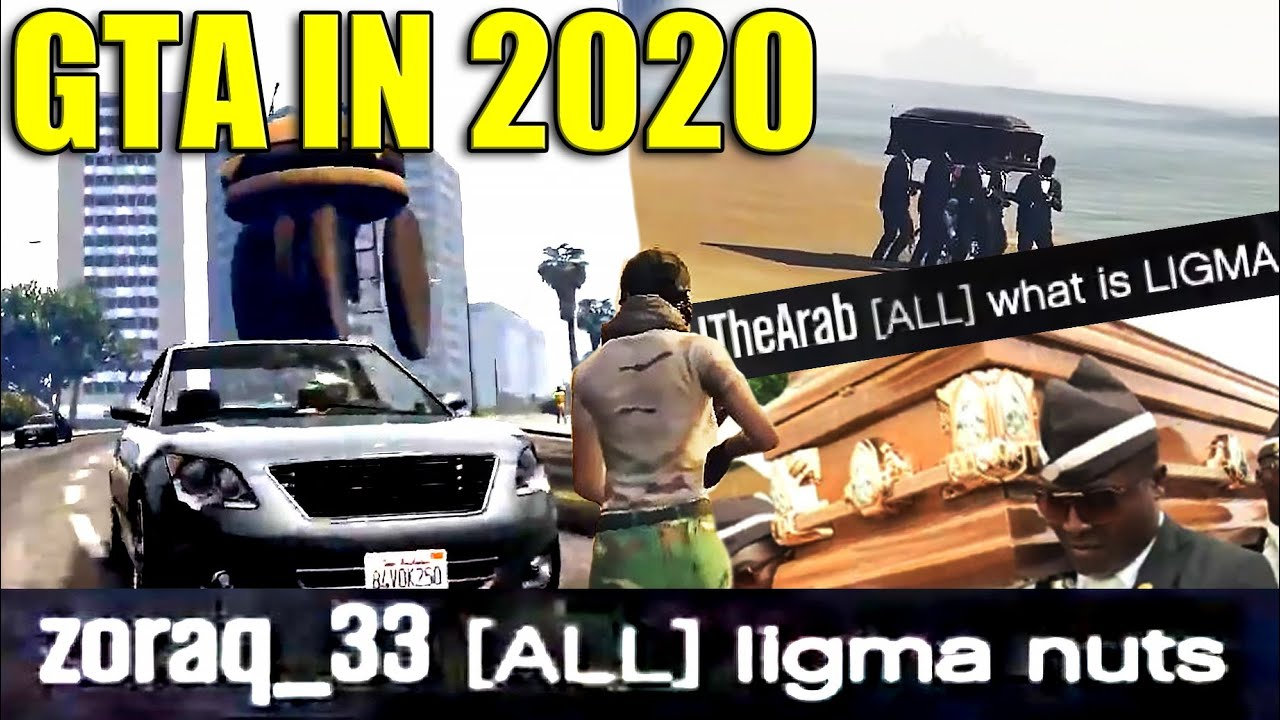 GTA Online in 2020 is an ABSOLUTE NIGHTMARE! - This is why