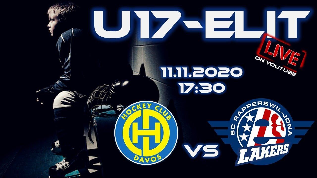 U17-ELIT / HC DAVOS VS. SCRJ Lakers