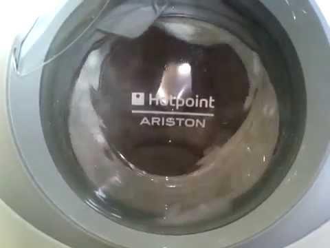 Hotpoint ariston aqsl 109 white cotton 40 c youtube for Hotpoint ariston estrattore