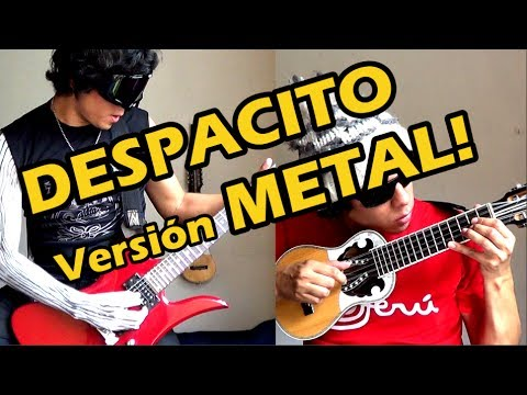 DESPACITO - METAL Version